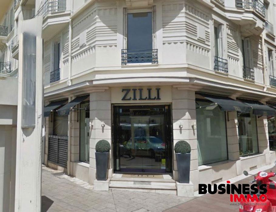 Cannes : F&A AM achète les murs de la boutique Zilli